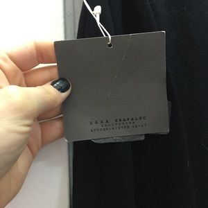 Zara Pants - NWT black jumpsuit